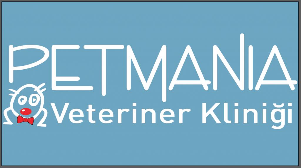 Petmania Veteriner Kliniği Logo